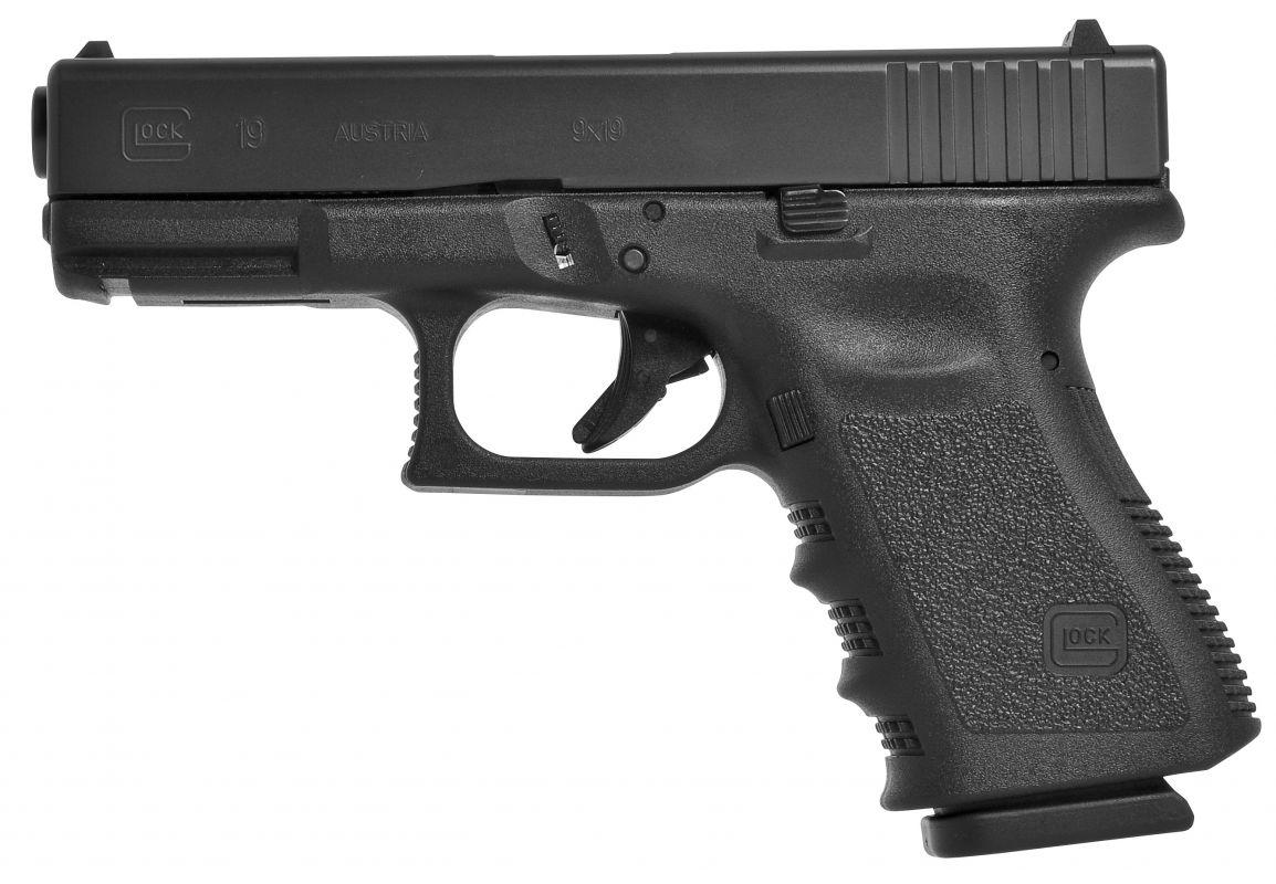 Glock 19 9x19 (9mm Luger)
