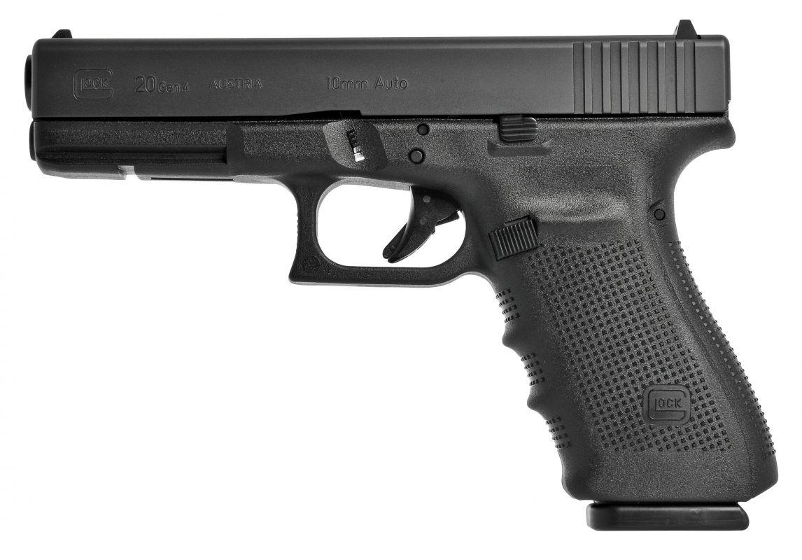 Glock 20 Gen4 ráže 10mm AUTO