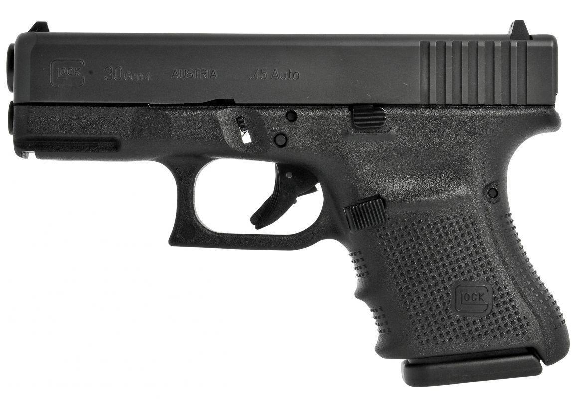 Glock 30S Gen4 .45ACP
