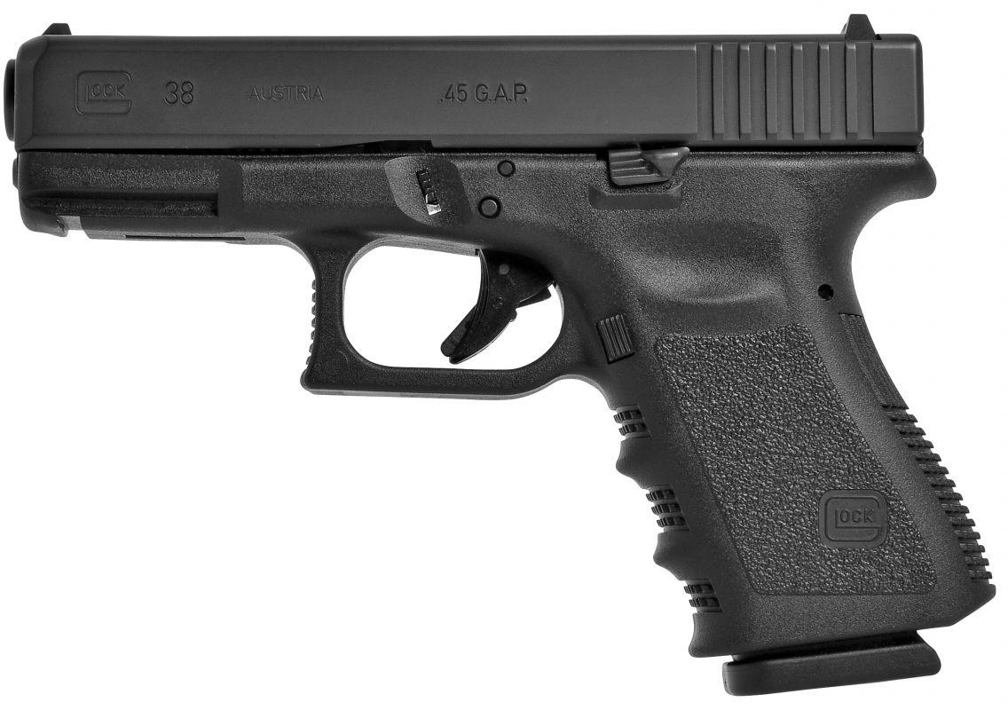 Glock 38 ráže .45 G.A.P