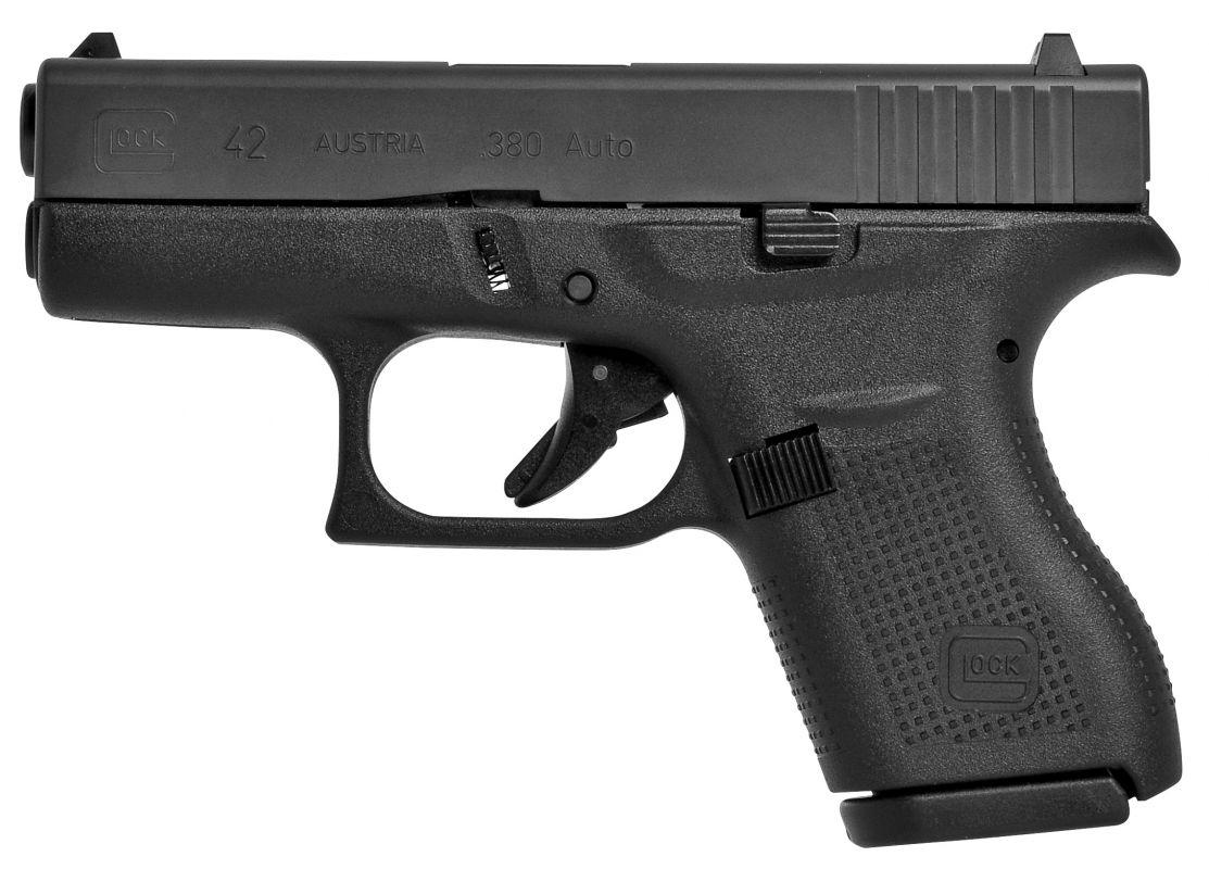 Glock 42 .380 Auto