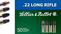 Sellier & Bellot .22 LR HV 50ks