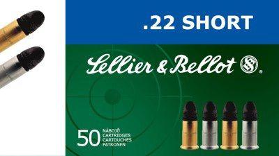 Sellier & Bellot .22 SHORT 150ks Sellier & Bellot, a.s.