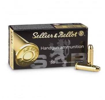 Sellier & Bellot .38 SPECIAL FMJ 50ks Sellier & Bellot, a.s.