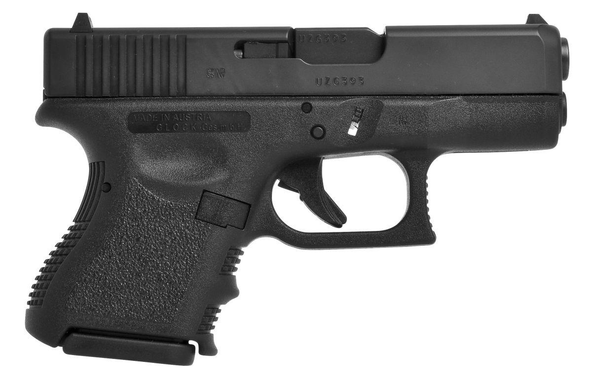 Glock 26 9mm Luger (9x19)