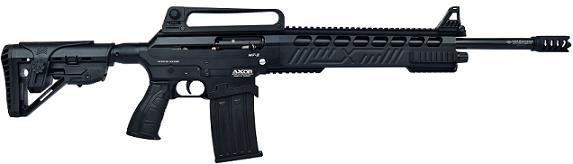 AXOR ARMS MF-2 12/76