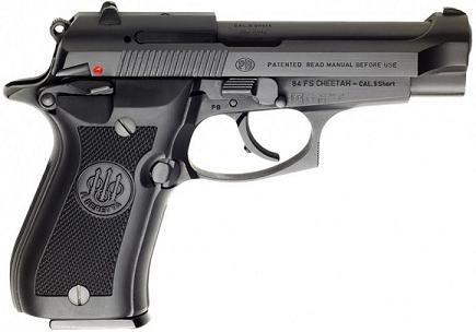 BERETTA 84 FS Cheetah 9 mm Br.