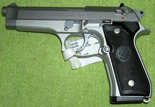 BERETTA 92 FS Inox9 mm Para