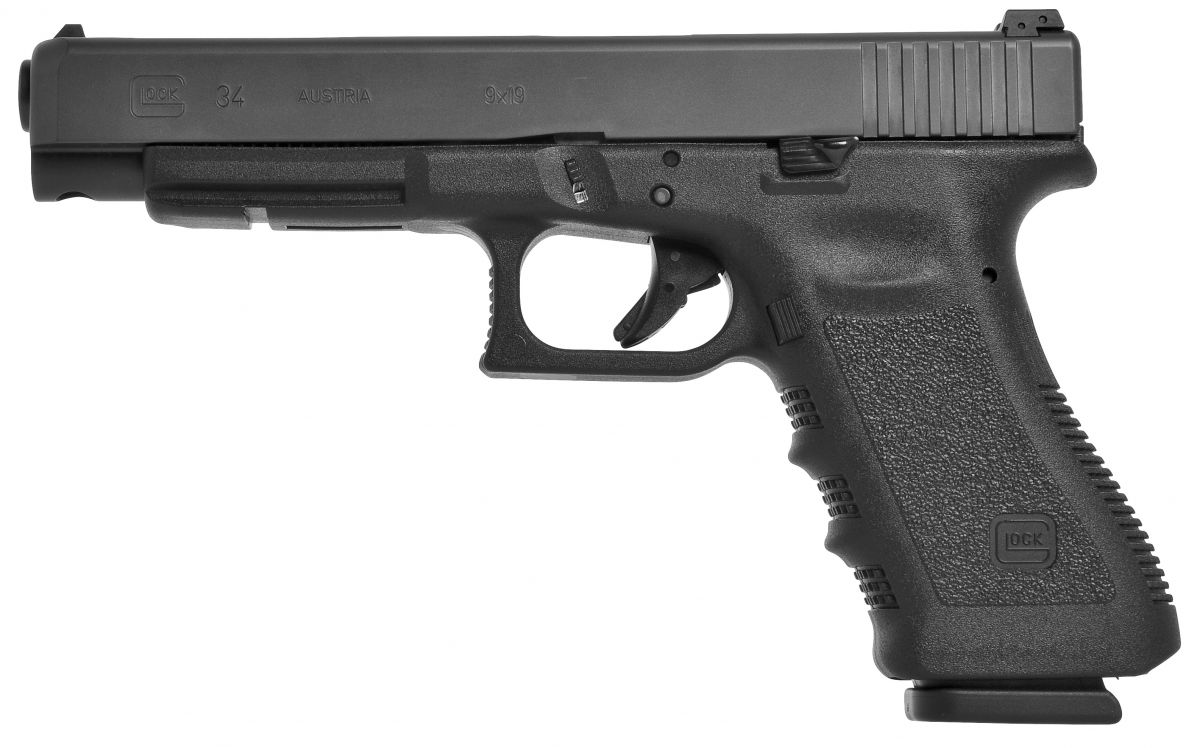 Glock 34 9mm Luger (9x19)
