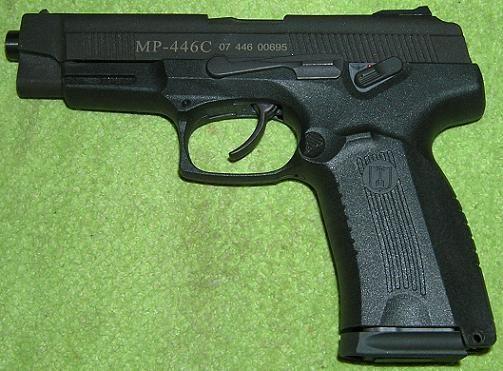 BAIKAL Viking MP 446 C 9 mm Luger