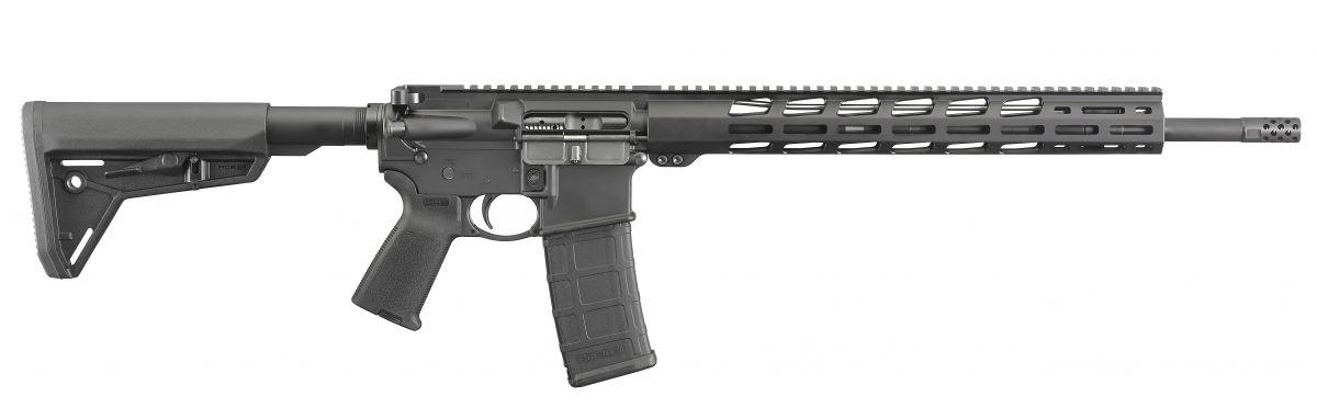 Ruger AR-556 MPR 5,56 NATO / 223 Rem