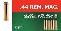 Sellier & Bellot .44 REMINGTON MAGNUM SP 15,55g 240grs 50ks